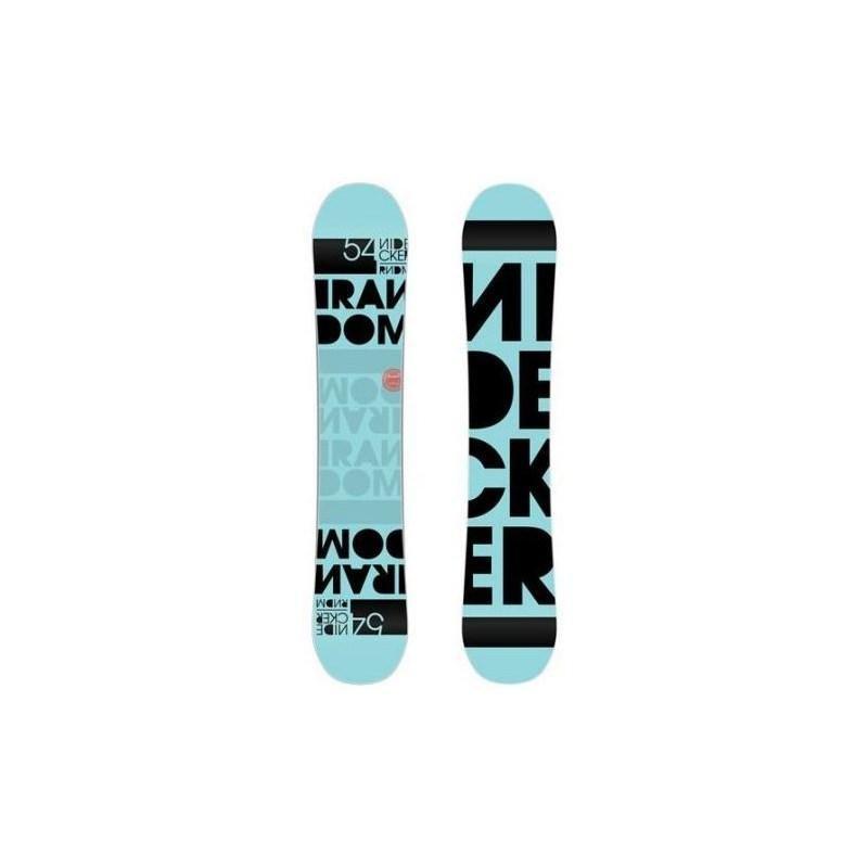 Snowboard bez vázání Nidecker - délka 156 cm