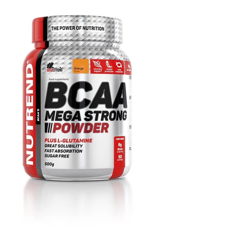 "BCAA Nutrend ""pomeranč"" - 300 g"