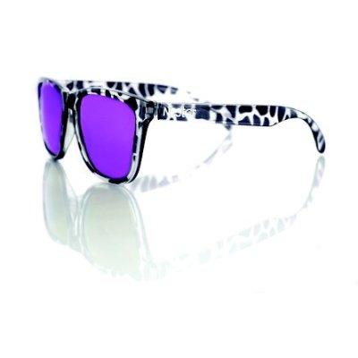 Sluneční brýle - Nectar Wayfarer Shred fialová Jednotná