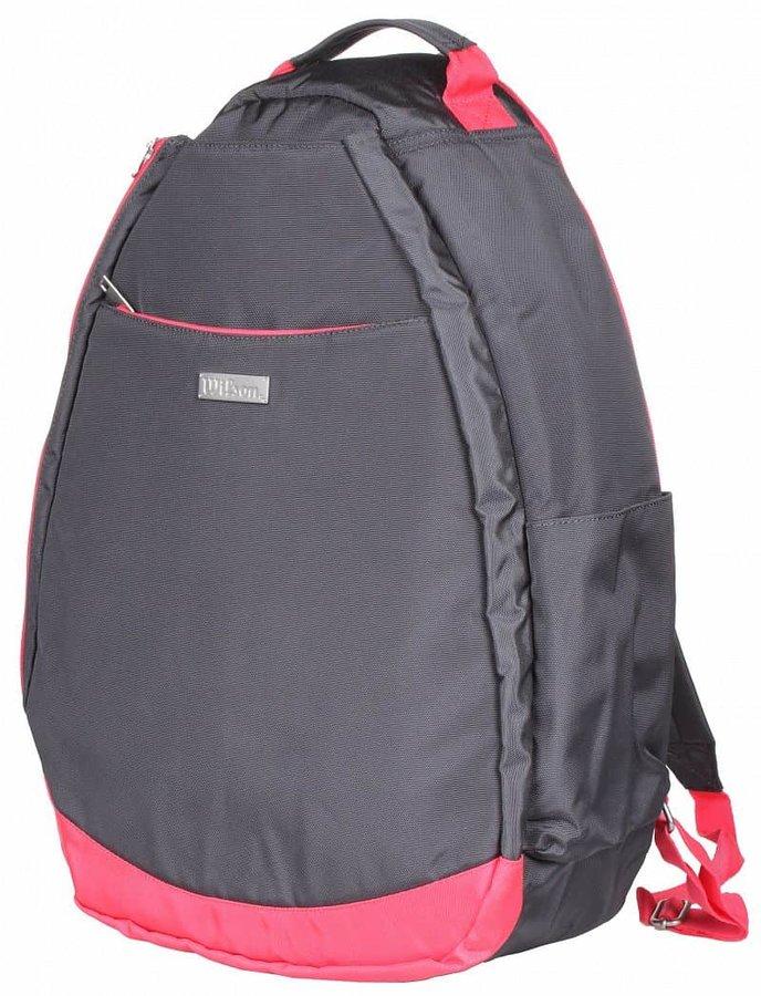 Tenisový batoh - Women's Backpack 2018 sportovní batoh barva: šedá