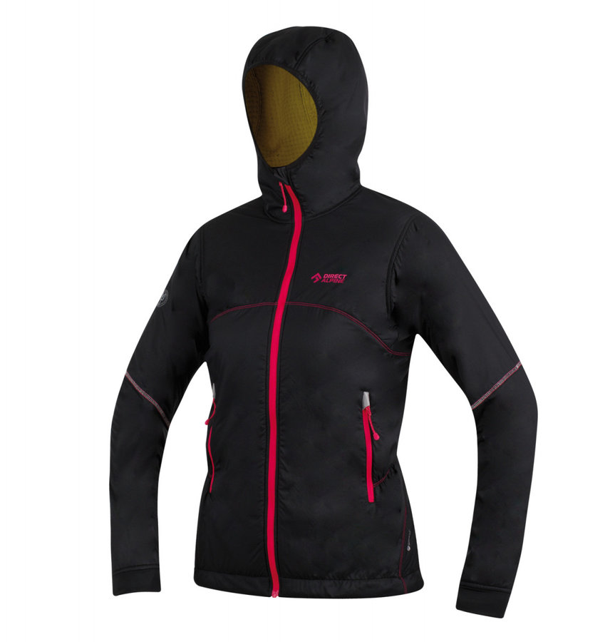 Černá dámská bunda Direct Alpine - velikost S