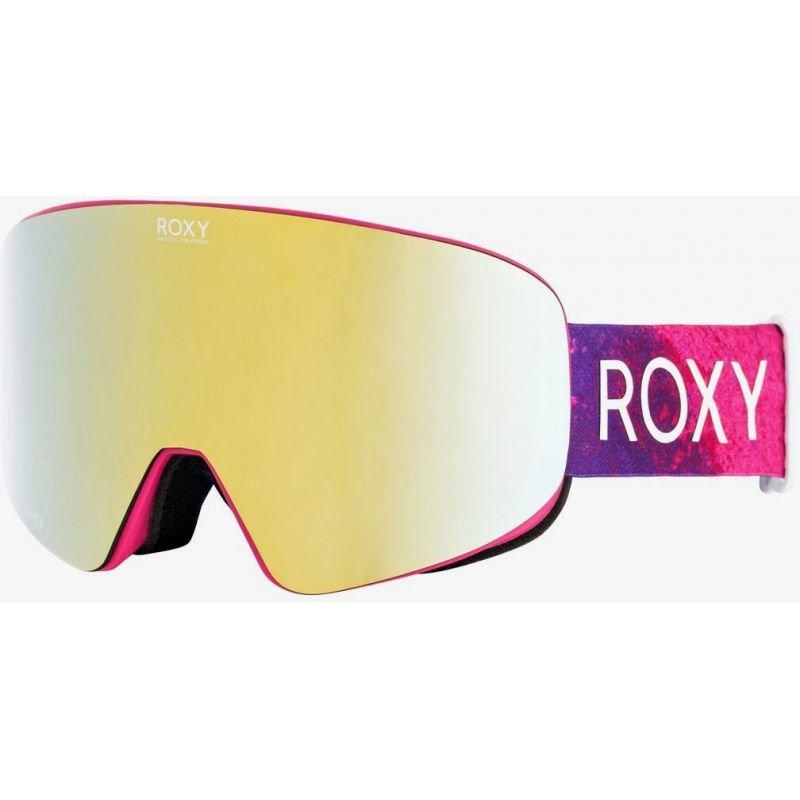 Růžové brýle na snowboard Roxy