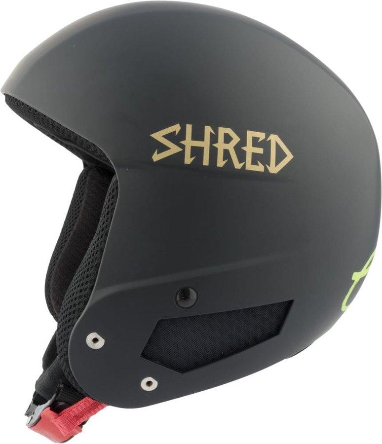 Černá dámská helma na snowboard Shred - velikost XS-S