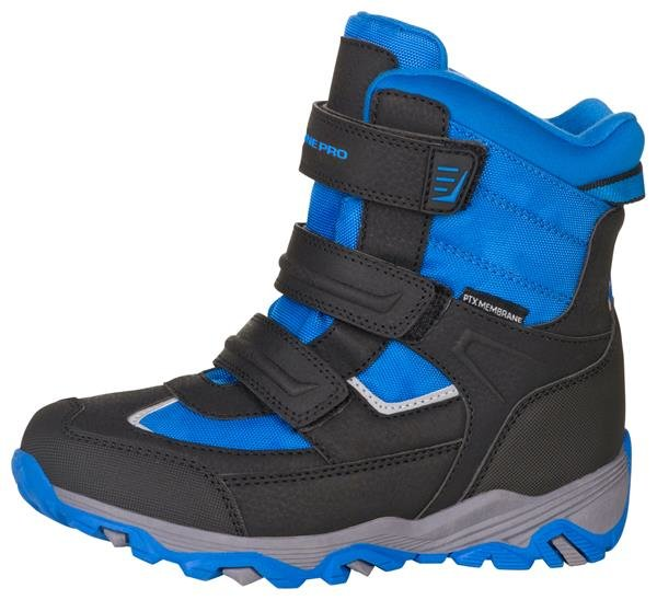 Modré dětské zimní boty Alpine Pro - velikost 25 EU