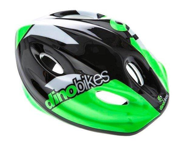 Cyklistická helma - DINO BIKES - Dětská přilba Zelená