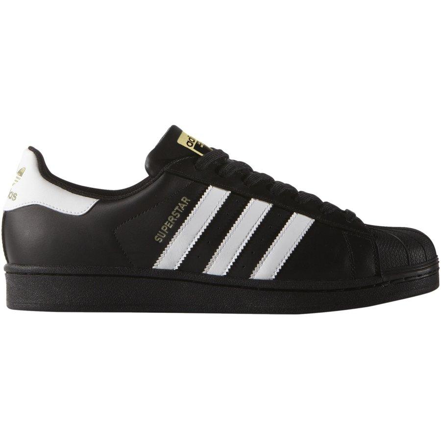 Černé pánské tenisky Superstar, Adidas - velikost 36,5 EU