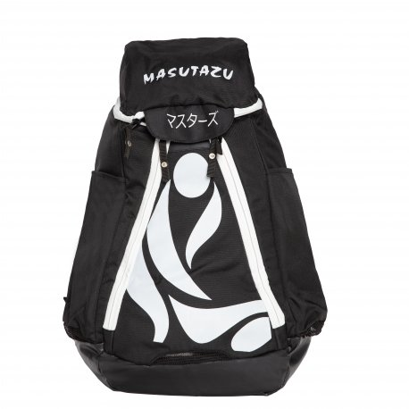 Černý batoh MASUTAZU