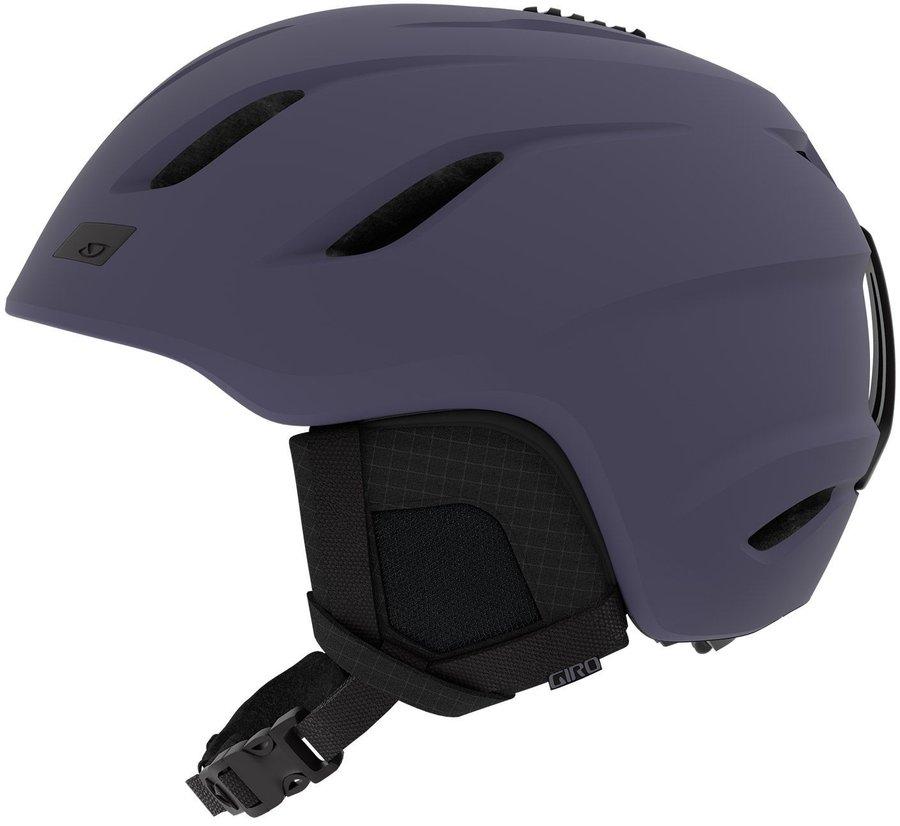 Fialová pánská helma na snowboard Giro - velikost M