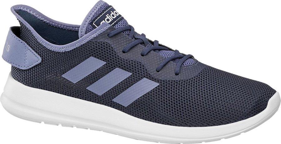 Modré dámské tenisky Adidas - velikost 37 1/3 EU