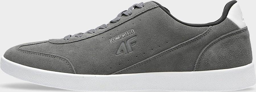Šedé pánské tenisky 4F