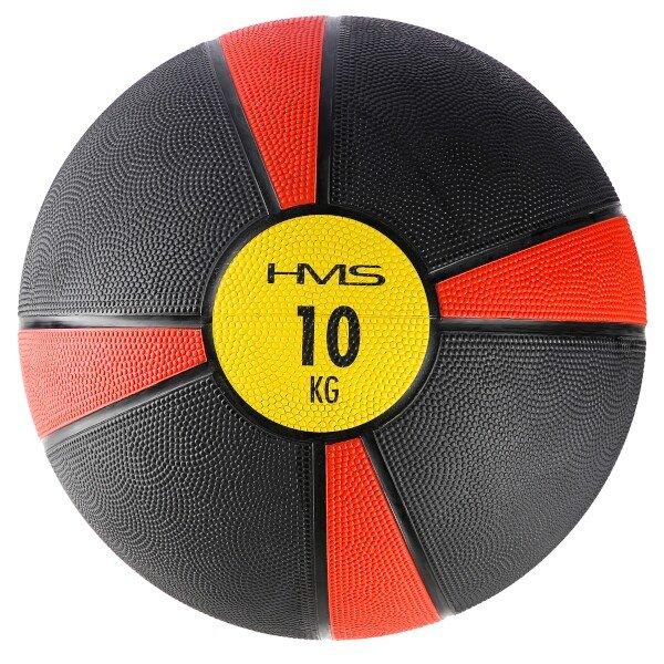 Medicinbal bez úchopů HMS - 10 kg