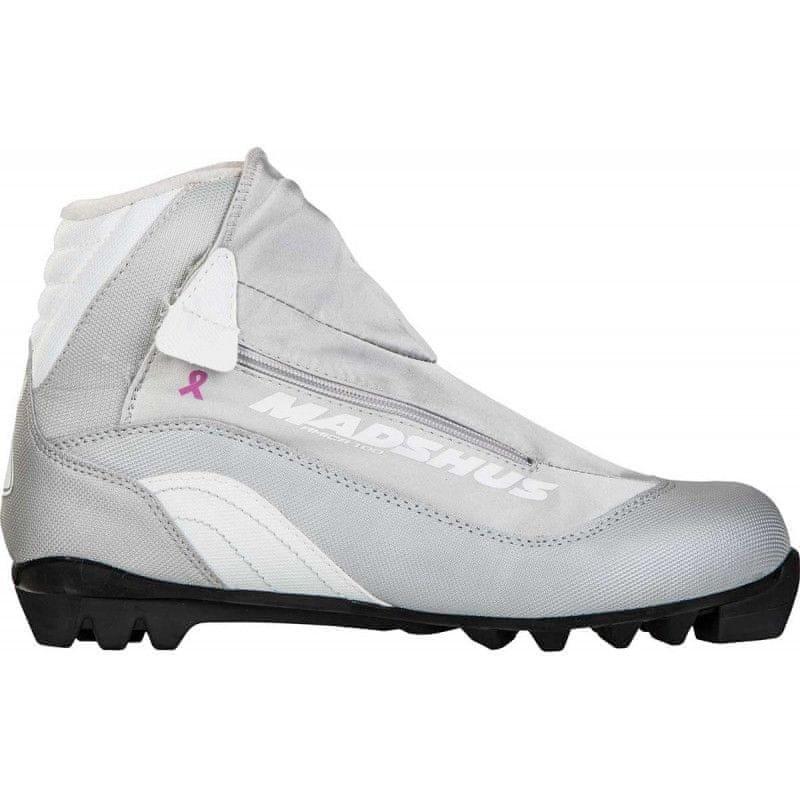 Bílé boty na běžky Madshus - velikost 42 EU