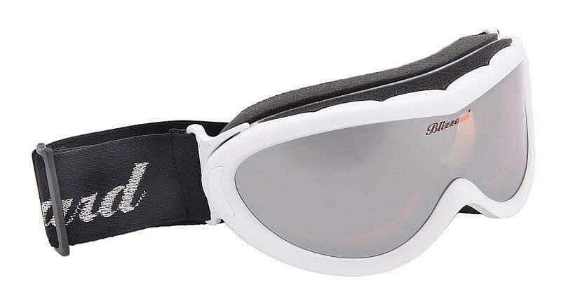 Bílo-černé dámské lyžařské brýle Blizzard