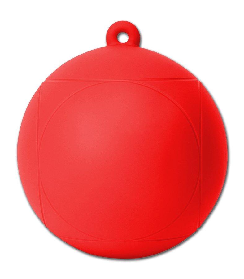 Plastový míč pro koně Waldhausen - průměr 17,5 cm
