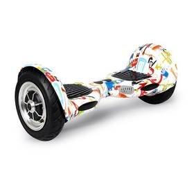 Různobarevný hoverboard Offroad E1, Kolonožka