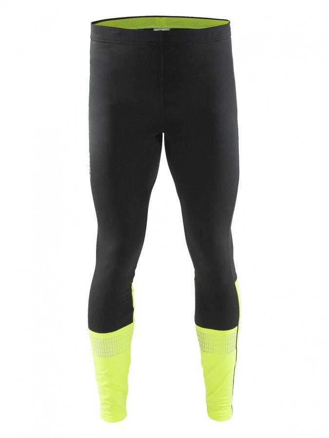 Dlouhé pánské cyklistické kalhoty Craft - velikost XL