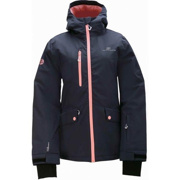 Černá dámská lyžařská bunda 2117 of Sweden