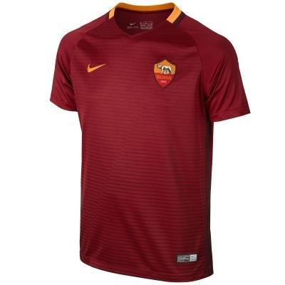 """Červený fotbalový dres """"AS Řím"""", Nike - velikost XL"""