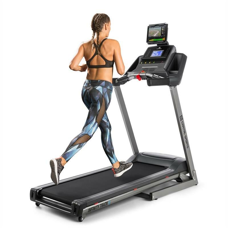 Běžecký pás Infinity Track 2.0, Capital Sports - nosnost 110 kg