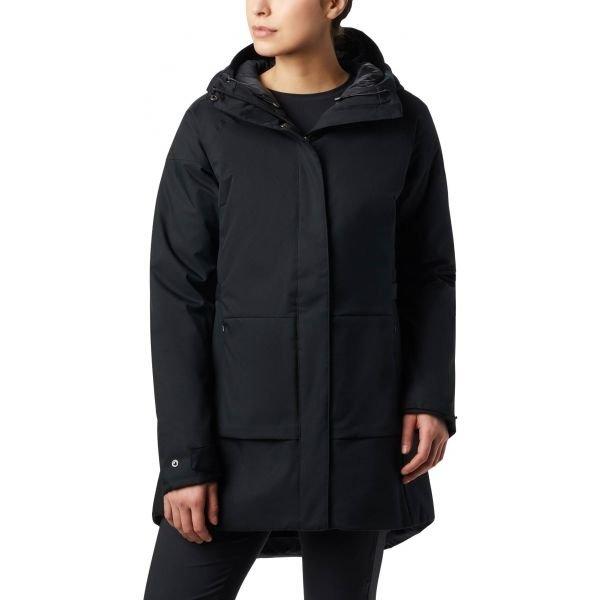 Černá dámská bunda Columbia