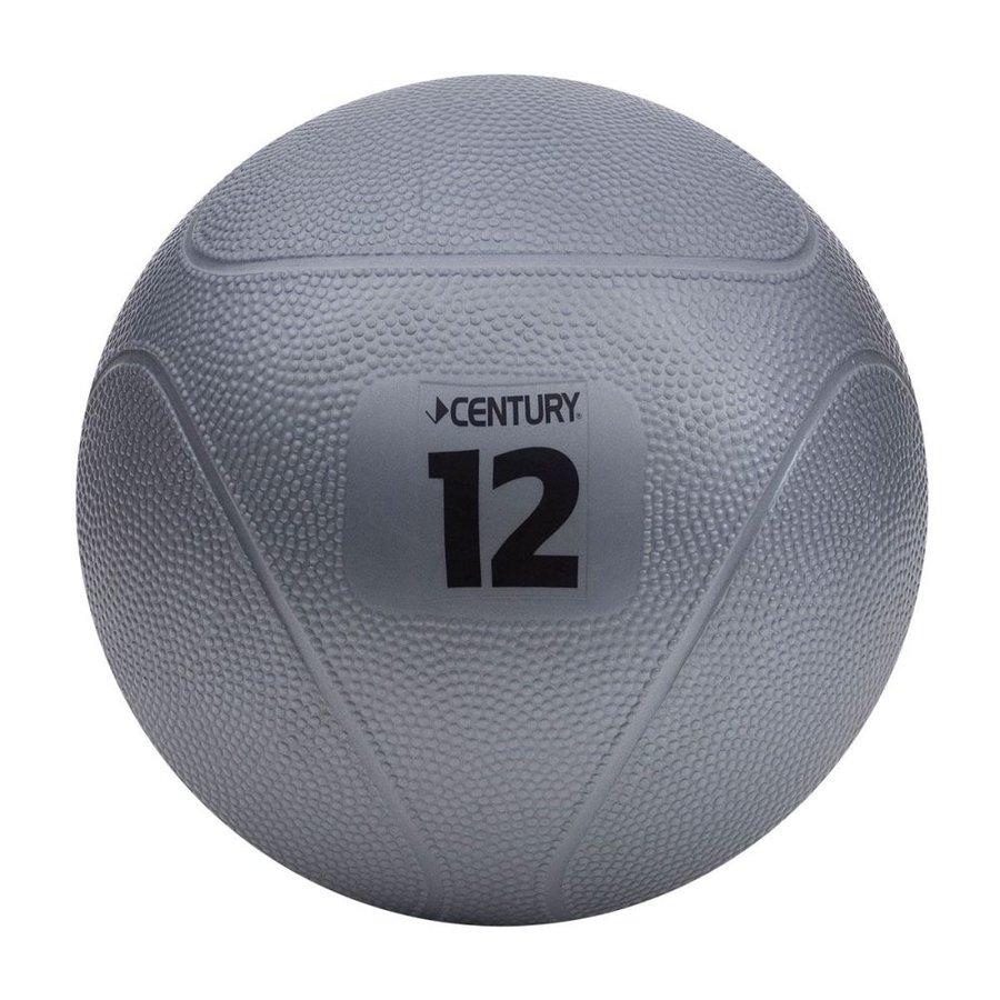 Medicinbal - Century Medicineball 12lb/5.4kg - šedá