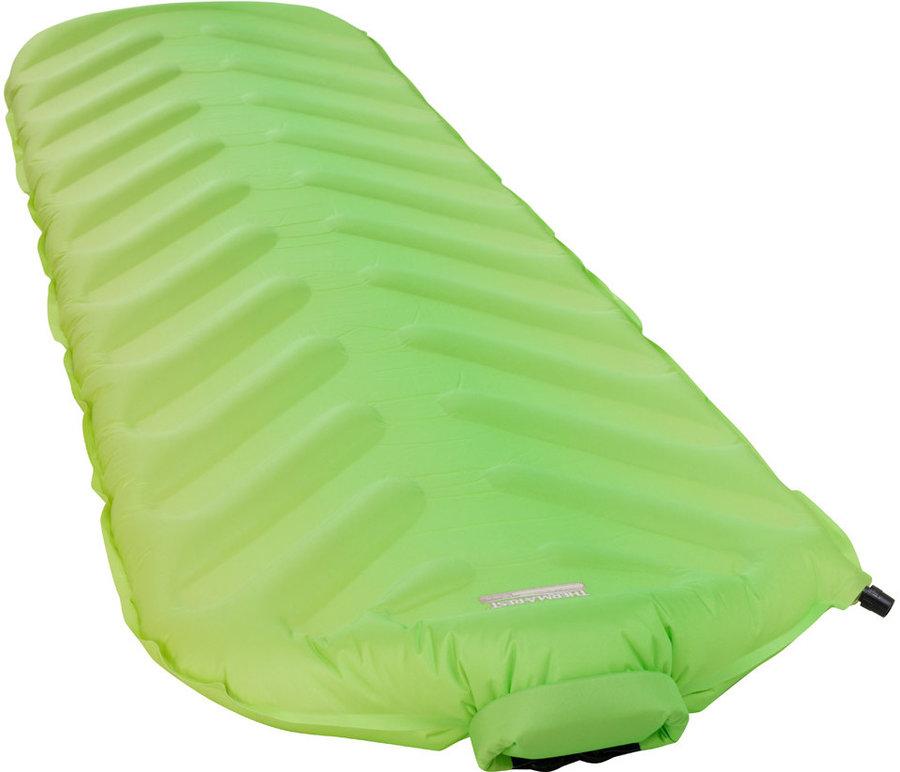 Zelená samonafukovací karimatka Thermarest - tloušťka 6,3 cm