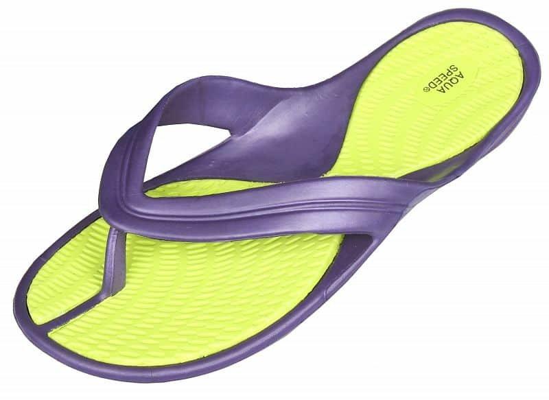 Žabky - Aruba dámské žabky barva: modrá;velikost (obuv / ponožky): 36