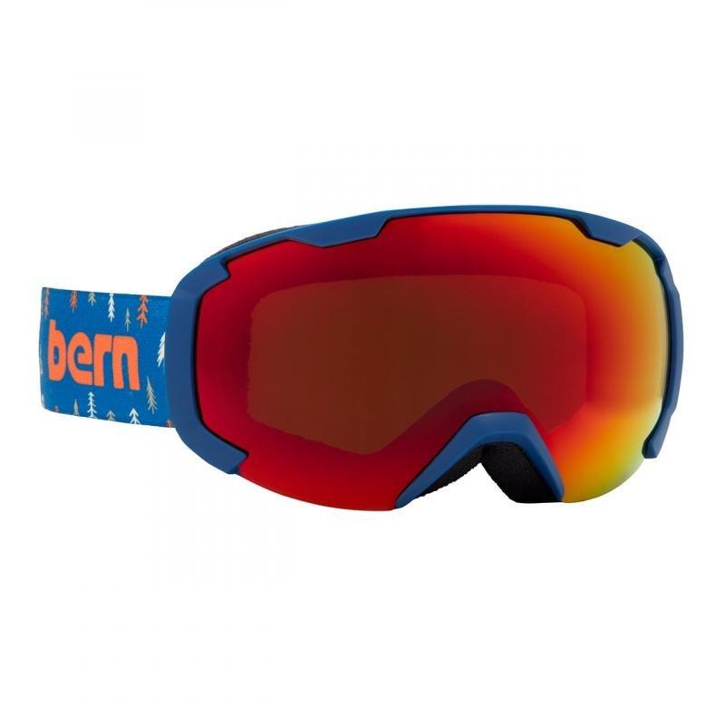 Modré dětské lyžařské brýle Bern