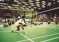 Síť na badminton