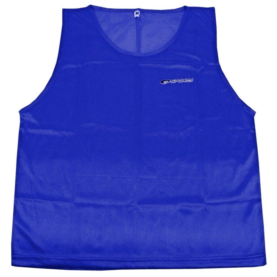 Modrý rozlišovací dres Spokey - velikost S