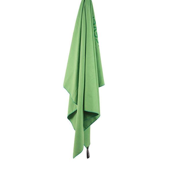 Zelený rychleschnoucí ručník Lifeventure