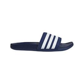 Modré pánské pantofle Adidas