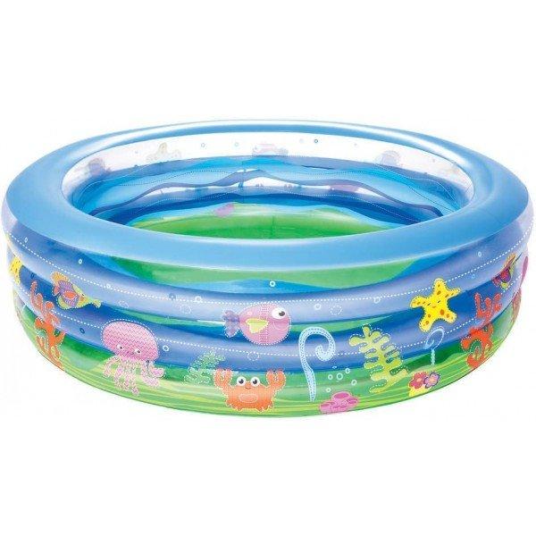 Nadzemní kruhový bazén Bestway - průměr 196 cm a výška 53 cm
