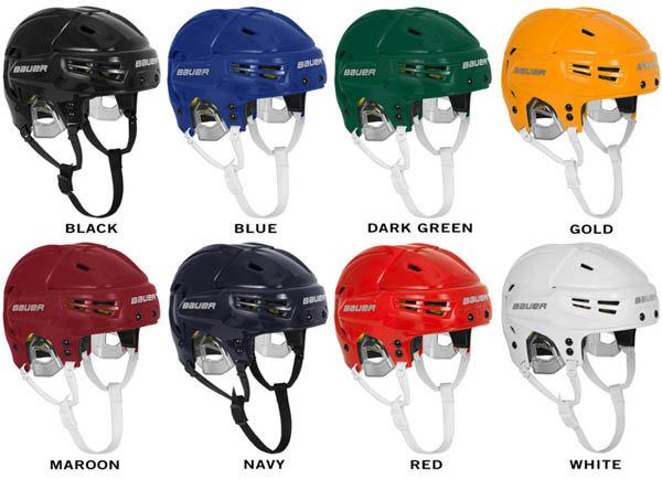 Hokejová helma - Hokejová helma Bauer Re-Akt SR bílá S