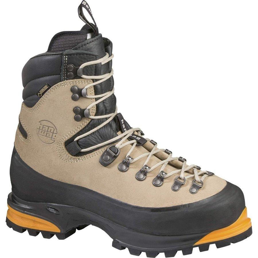 Černo-hnědé pánské horolezecké boty Hanwag