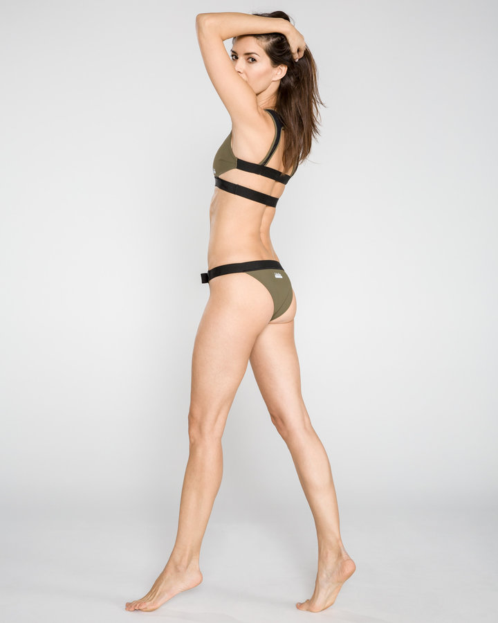 Dámské plavky Calvin Klein