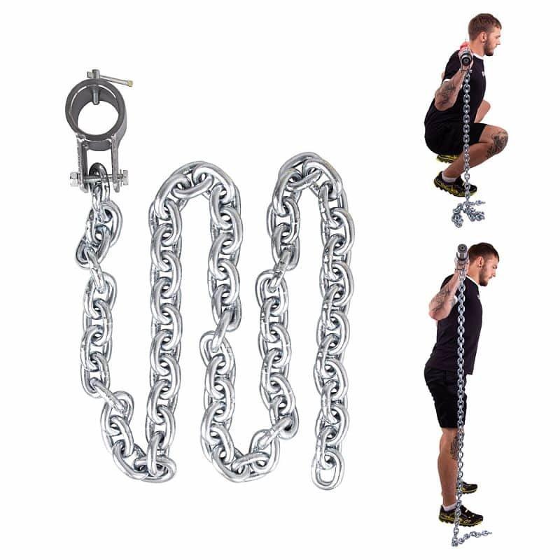 Vzpěračský řetěz inSPORTline - 15 kg
