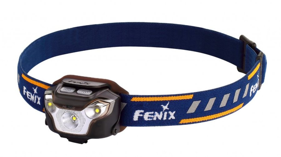 Čelovka - čelovka Fenix HL26R nabíjecí - černá