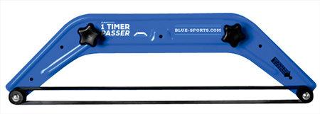 Modrý hokejový nahrávač Blue Sports