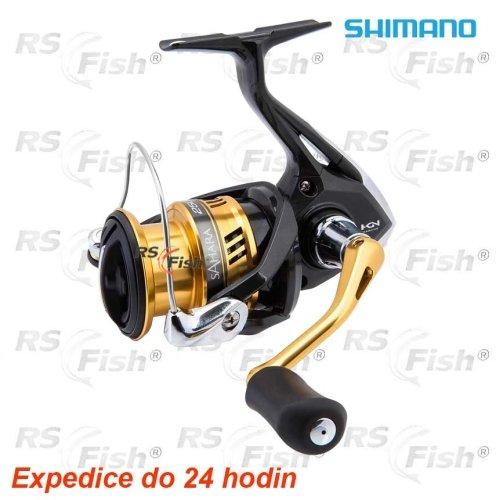 Rybářský naviják - Shimano® Naviják Shimano Sahara C3000 FI