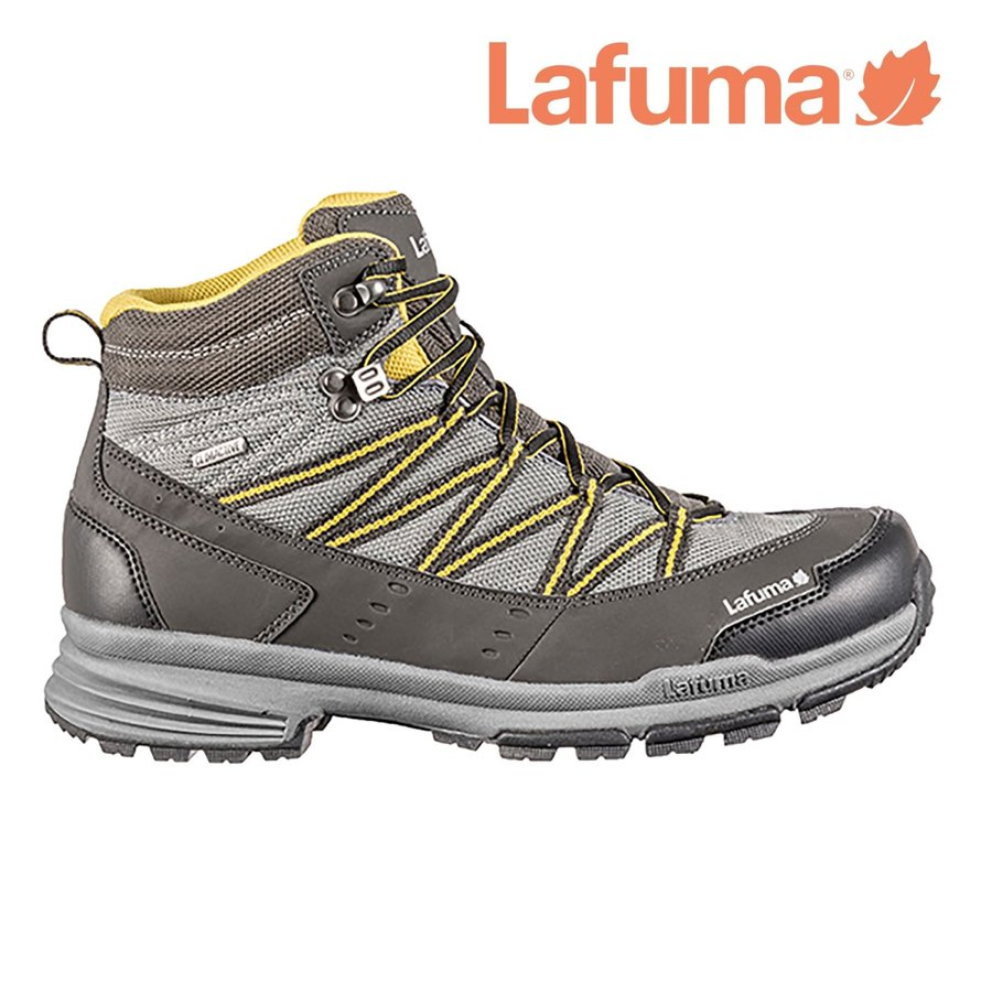 Šedé pánské trekové boty ARICA, Lafuma - velikost 44 EU