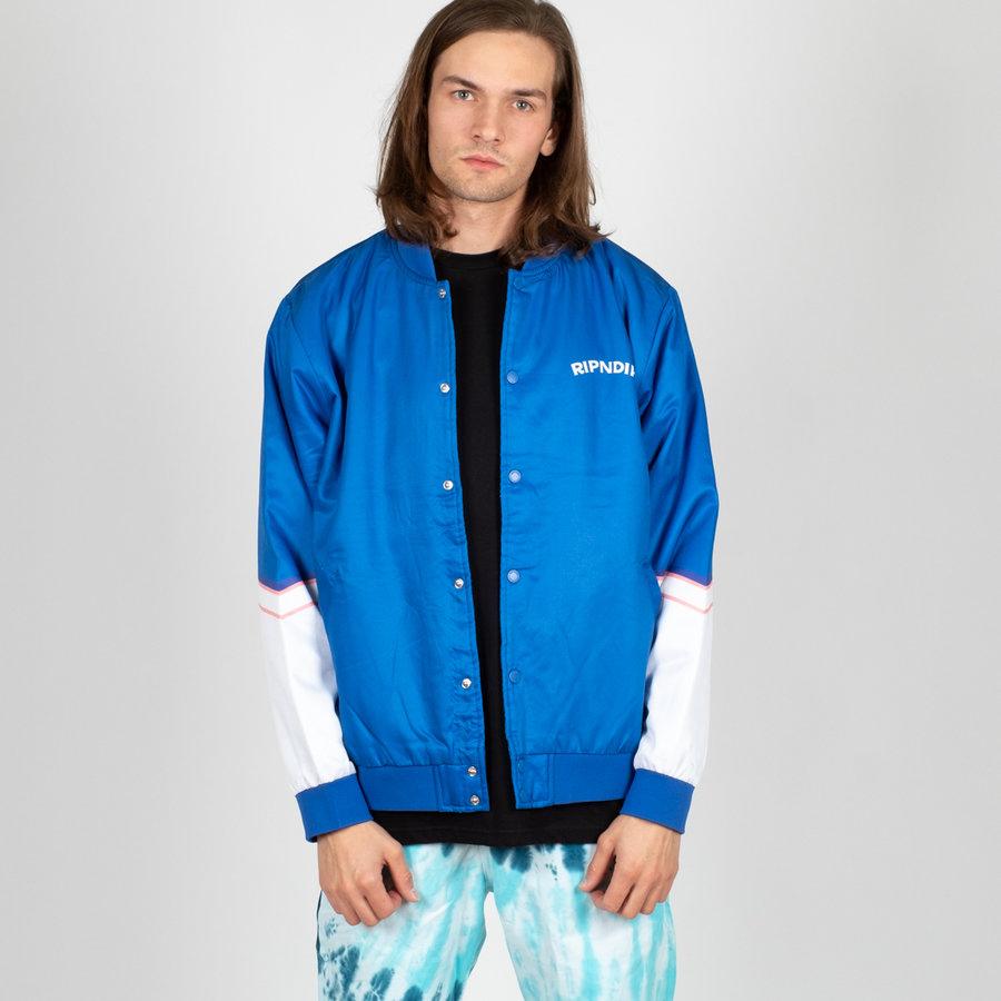 Modrá pánská bunda Ripndip