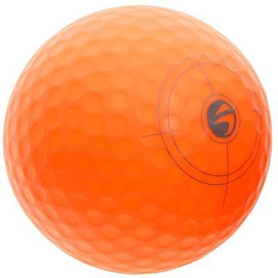 Oranžový golfový míček Inesis