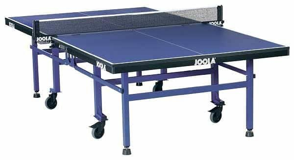 Modrý vnitřní stůl na stolní tenis 3000 SC, Joola