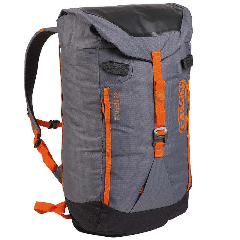 Šedý skialpový batoh Camp - objem 22 l