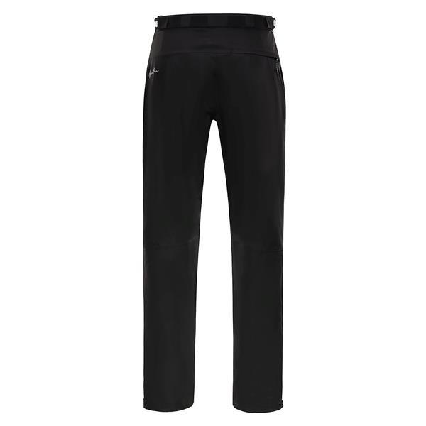 Černé softshellové dámské kalhoty Alpine Pro - velikost 42