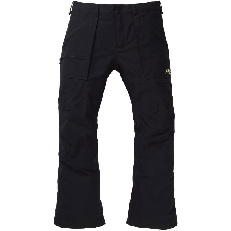 Černé pánské snowboardové kalhoty Burton