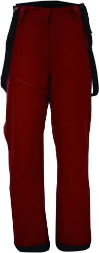 Červené dámské lyžařské kalhoty 2117 of Sweden - velikost 42