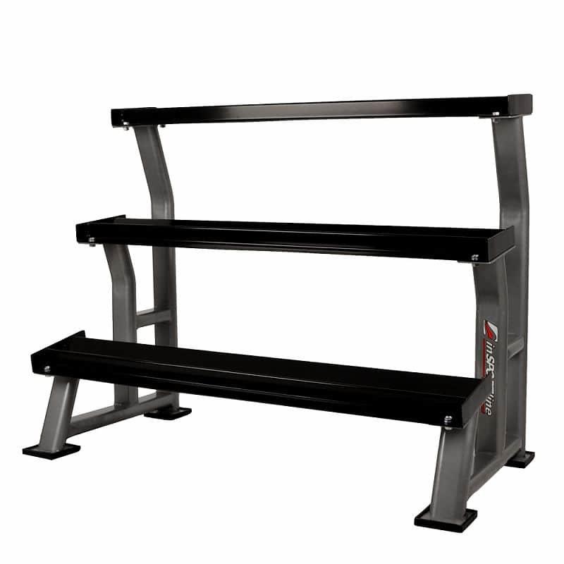 Stojan na činky inSPORTline - nosnost 400 kg