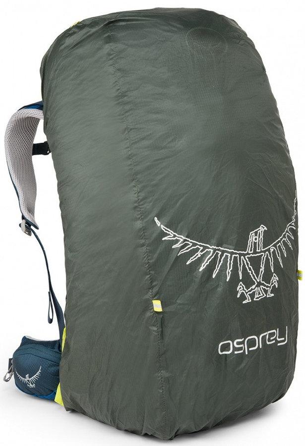 Šedá pláštěnka na batoh Osprey